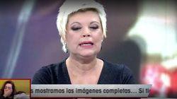 Terelu Campos cuenta en 'Viva La Vida' que un hombre estuvo años amenazando con