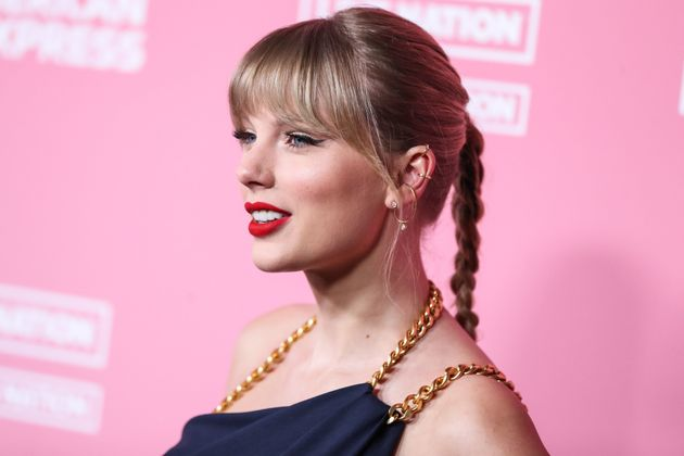 Taylor Swift To Headline Next Year's Glastonbury Festival