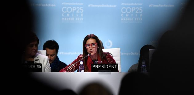Carolina Schmidt, presidenta de la Cumbre del