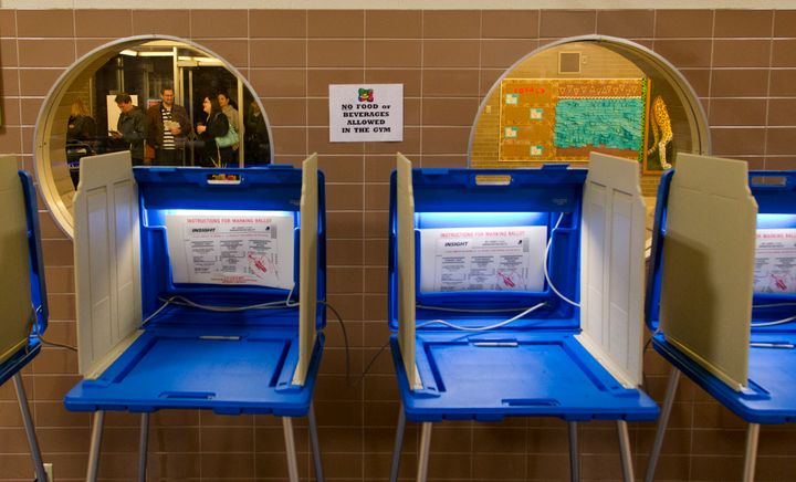 A judged ordered hundreds of thousands of people to be purged from Wisconsin's voter rolls.