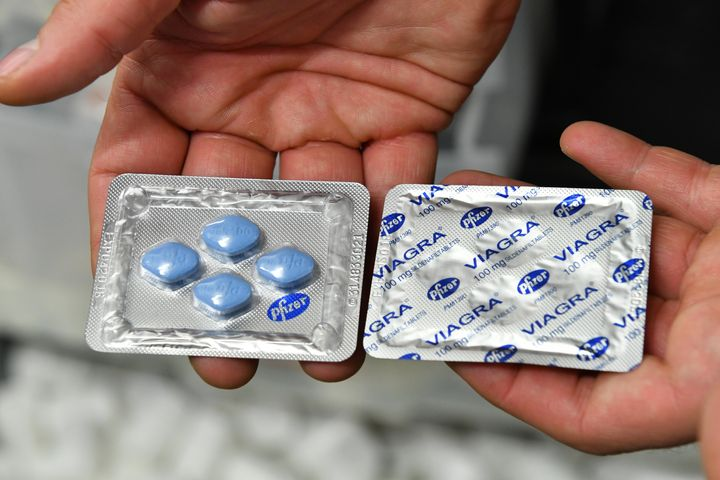 Men have the option of taking Viagra to help with a low libido.