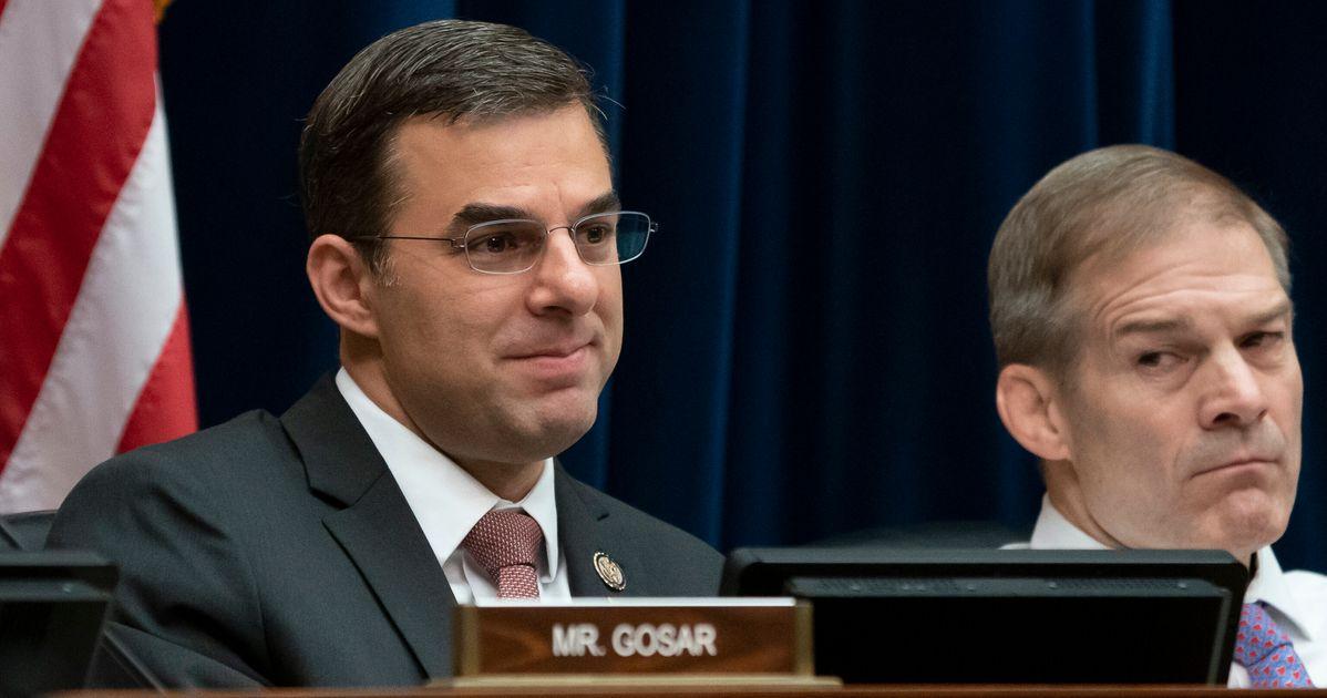 Freshman Democrats Want Rep. Justin Amash To Help Present Impeachment Case
