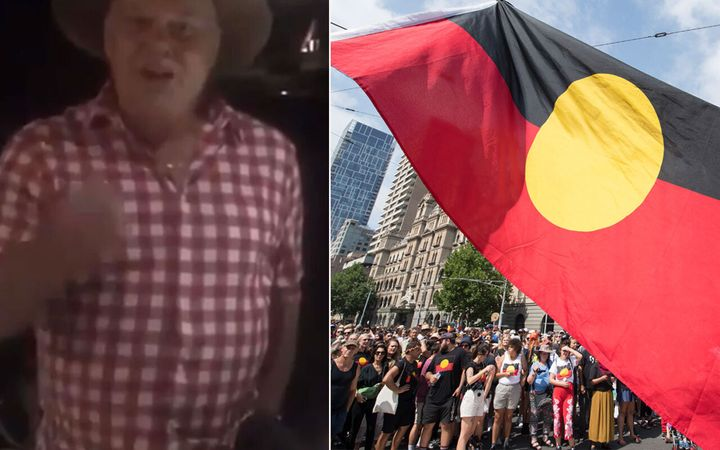 A McDonald's business leader has been sacked from the food chain for his role in a racist online video.