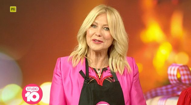 Kerri-Anne Kennerley was on Studio 10 this morning after making offensive remarks on the show on