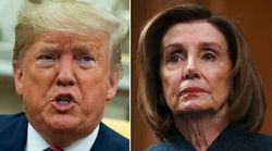 Twitter Bites Back After Trump's Dig About Nancy Pelosi's Teeth 'Falling