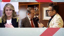 Las palabras de Abel Caballero, alcalde de Vigo, que han hecho llorar a Carlota Corredera