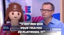 Cette députée LREM traitée de Playmobil sur LCI vaut le