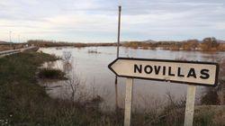 Zaragoza recibe la crecida del Ebro con evacuaciones