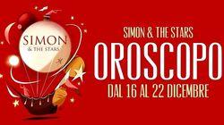 Oroscopo di Simon and the stars: la settimana dal 16 al 22