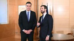 Casado rechaza ante Sánchez abstenerse para que haya un Gobierno PSOE-Unidas