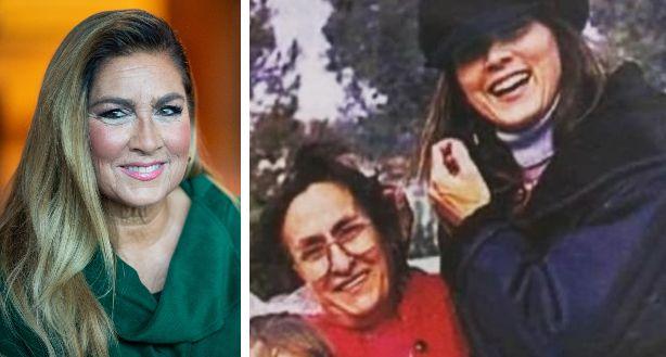 Romina Power e l'ex suocera
