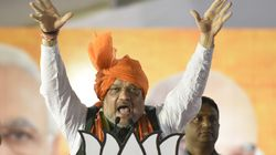 As Police Attack Students, Amit Shah's Only Concern Is A Sky-High Ram