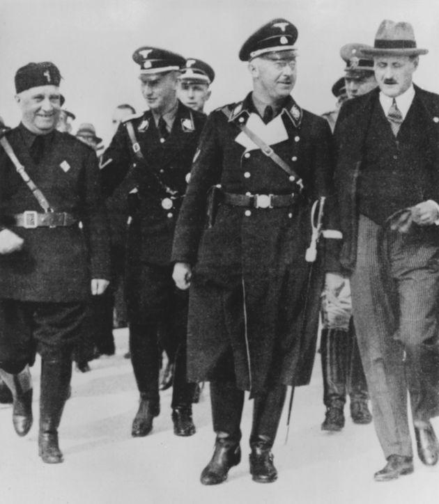 Μυστήριο με άνοιγμα τάφου υψηλόβαθμου Ναζί στο