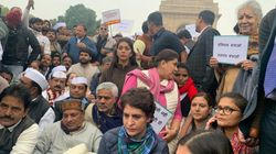 Citizenship Act Protest Live: Priyanka Gandhi Leads Congress Sit-In At India