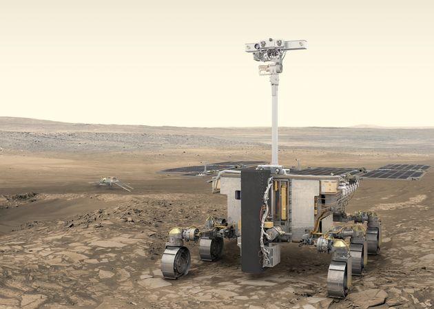 La sonde ExoMars européenne parviendra-t-elle à partir en 2020 à destination de
