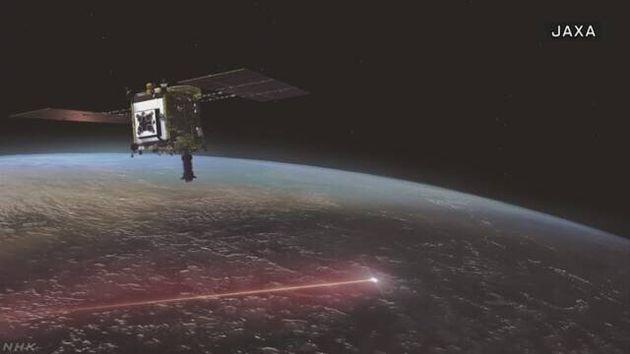 La sonde Hayabusa 2 devrait rentrer sur Terre à la fin de l'année