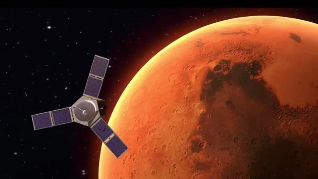 Le satellite arabe Hope Mars Mission vise lui aussi Mars en