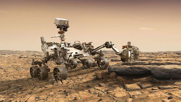 Le remplaçant de Curiosity, Mars 2020, devrait partir pour la planète rouge en juillet