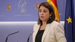 Lastra: Sánchez ha pedido la abstención al PP y el sí a Cs si no quieren que dependa de