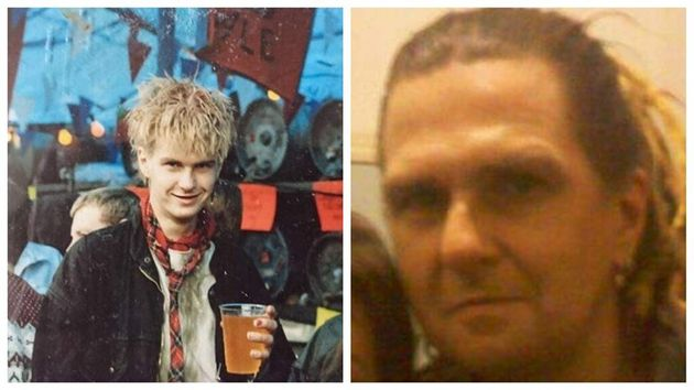 The pictures of John used by the website, which had also been released by Greater Manchester