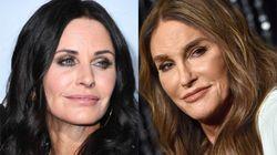 Courteney Cox ou Caitlyn Jenner? Les internautes ont du mal à