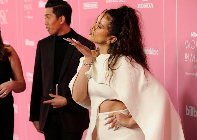 Rosalía, en los Billboard Music