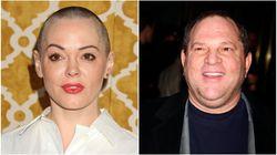Rose McGowan Slams Harvey Weinstein For Griping He's Been