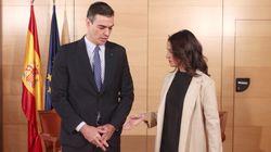 Sánchez refuerza la vía de ERC y Podemos tras reunirse con Casado y