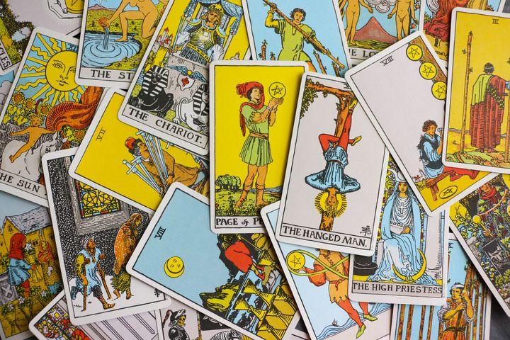 People dealing with mental health issues like anxiety and depression are finding some solace in tarot card interpretations, astrology and other spiritual practices.