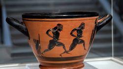 Πολύ μπροστά οι αρχαίοι Ελληνες: Στην Κνωσό τα πρώτα ποτήρια μιας