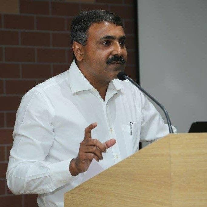 Former IPS officer Abdur Rahman.