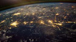 La Terre vue de l'espace… de