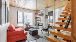 Folle maison d'architecte à vendre sur le