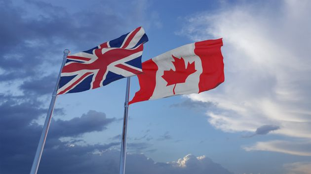 Canada Job Searches Spiked In UK After Tories Won General