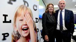 Terapia genica restituisce la vista a due bambini di 8 e 9