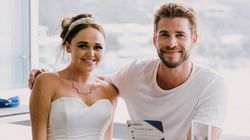 Liam Hemsworth Surprises 'Shocked' Bride On Her Wedding