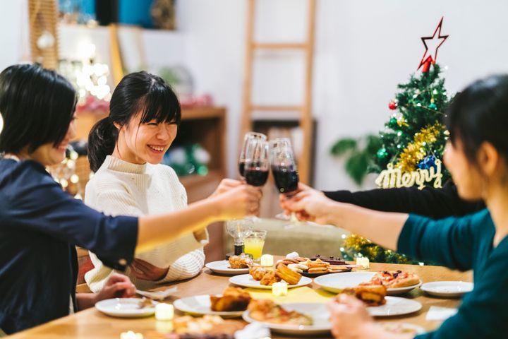 お家でのパーティーも、グッと盛り上がりますよね!