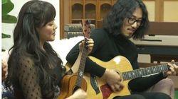 호란의 열애 상대는 기타리스트