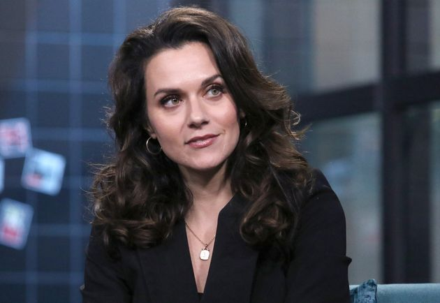 Actress Hilarie Burton has appeared in a number of Hallmark's original films over the