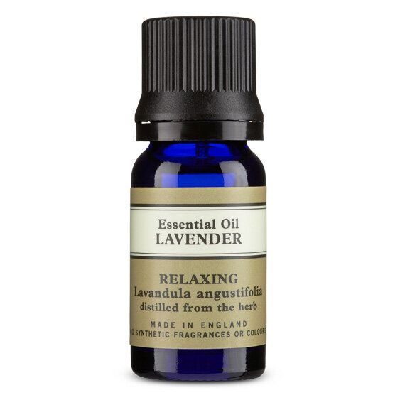 """<a href=""""https://fave.co/2PuH79o"""" target=""""_blank"""" role=""""link"""" data-ylk=""""subsec:paragraph;itc:0;cpos:__RAPID_INDEX__;pos:__RAPID_SUBINDEX__;elm:context_link"""">Lavender Essential Oil, Neal's Yard Remedies,</a> £9.50"""