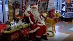 Ray Hulse nella storia: è Babbo Natale da quasi 60 anni