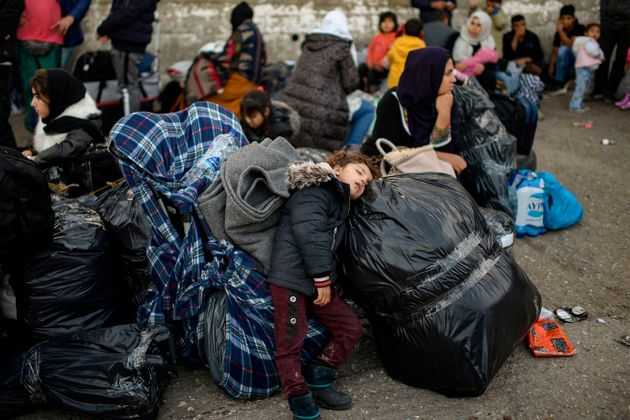 BBC: Τα προσφυγόπουλα στην Λέσβο «θέλουν να