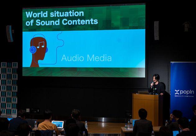 音声コンテンツの時代到来。音声から考えるこれからのメディアと広告の未来