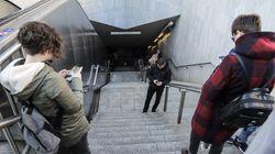 Οι εργαζόμενοι του Μετρό έκαναν στάση εργασίας και το Twitter