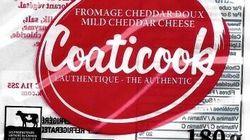 Rappel de certains fromages Cheddar