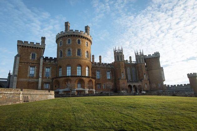 Le château de Belvoir est disponible sur