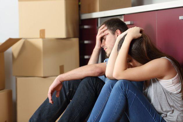 Demoledor: el alquiler de una vivienda supone el 94,4% del salario de un