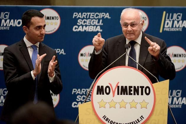 Il grillino Elio Lannutti in bilico per la presidenza della Commissione