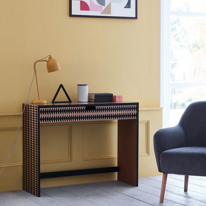 """<a href=""""https://fave.co/36FmAEI"""" target=""""_blank"""" rel=""""noopener noreferrer"""">Ellora Console Table,</a> (was &pound;225), now &pound;202.50&nbsp;"""