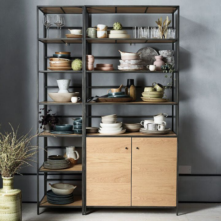 """<a href=""""https://fave.co/2EtbE17"""" target=""""_blank"""" rel=""""noopener noreferrer"""">Patton Shelving Unit,</a> was &pound;795, now &pound;397 (50% off)&nbsp;"""
